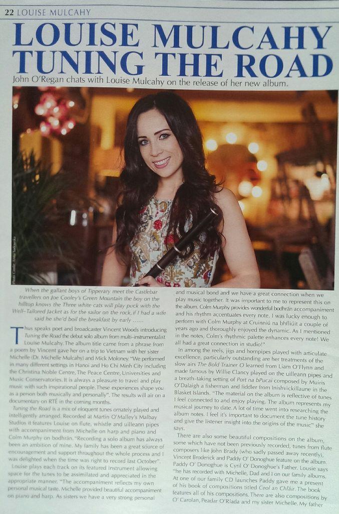 Irish Music Magazine
